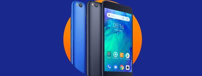 Redmi Go, primo smartphone Xiaomi con Android Go