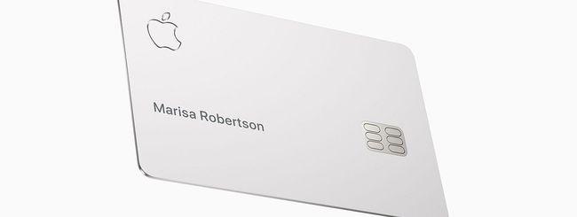 Apple Card: Tim Cook conferma lancio USA in agosto