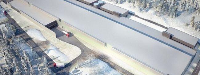 Facebook, server al Polo Nord per ridurre l'inquinamento