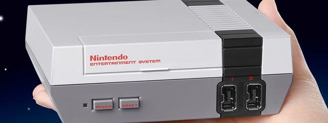 Nintendo Classic Mini: le specifiche tecniche