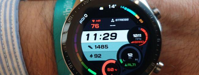 Huawei Watch GT 2, zero ansia da autonomia
