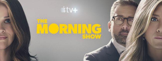 Apple TV+ ai Golden Globe con The Morning Show