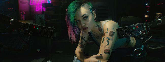 Cyberpunk 2077, il GDR openworld per Xbox Series X