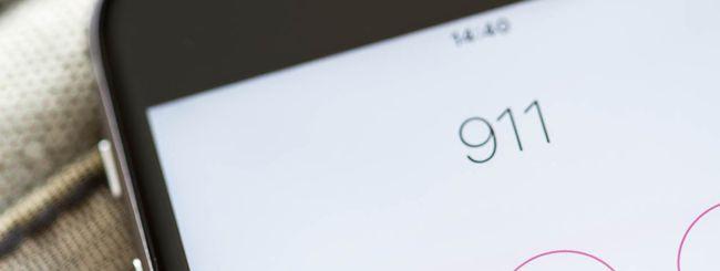 iPhone: i soccorsi si chiameranno con Touch ID