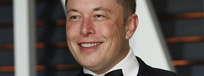 """Elon Musk si battezza """"Technoking"""" di Tesla"""