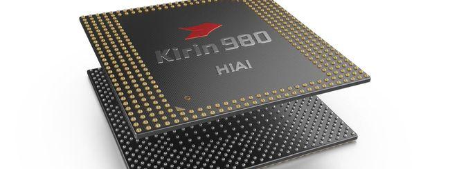 Kirin 980, primo processore mobile a 7 nanometri
