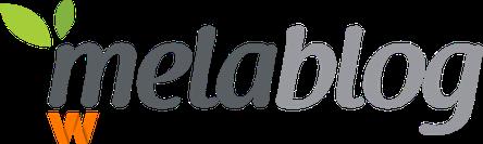 Melablog logo