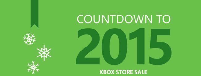 Partono i saldi di fine anno Xbox