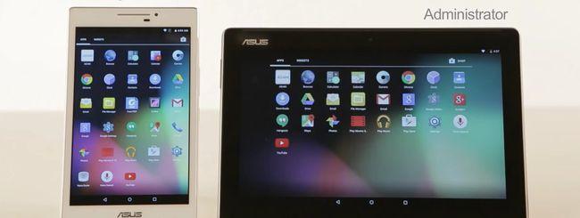 ASUS ZenPad M, tablet aziendali con ADAM