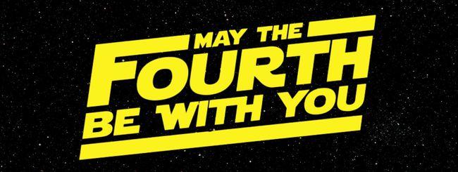 Oggi è lo Star Wars Day: la saga celebrata in tutto il mondo