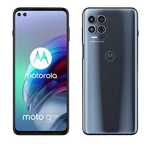 Motorola moto g100 (Slate Grey)