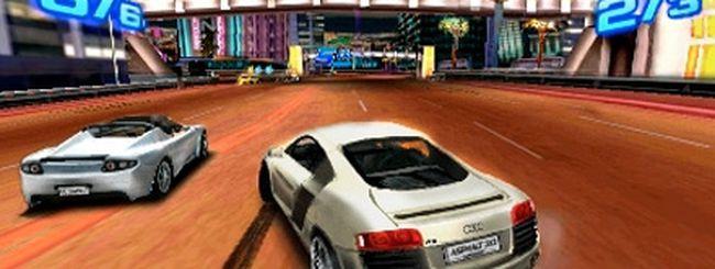 Nintendo 3DS: Gameloft in pista con Asphalt 3D