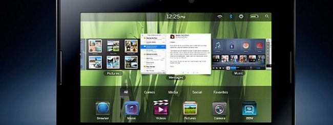 BlackBerry PlayBook non all'altezza dell'iPad 2?