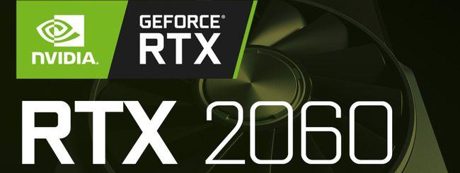 NVIDIA annuncia le GPU GeForce RTX 2060