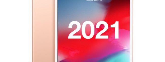 iPad 2021, nuovi modelli da 10.5″ con chip A13 in primavera