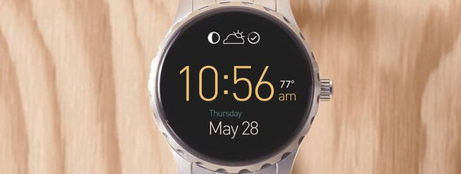 Fossil annuncia due smartwatch Android Wear