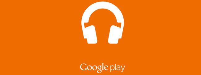 Google Play Musica funziona solo su Chrome