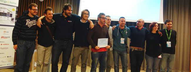 Energy@Home premia la Smart Home al polso