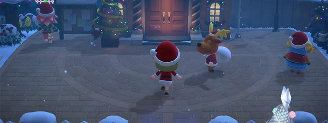 Animal Crossing: New Horizons accoglie le festività