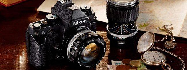 Nikon Df, ecco la nuova fotocamera retro