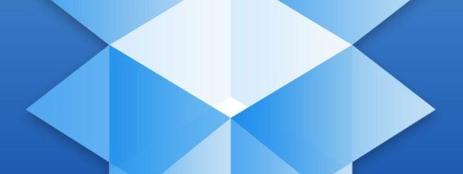 Dropbox salva gli screenshot sul cloud