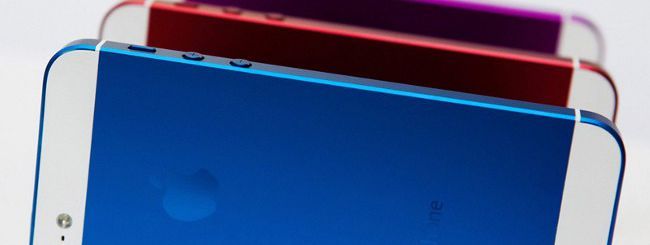 iPhone 5S in estate con diversi colori e formati?