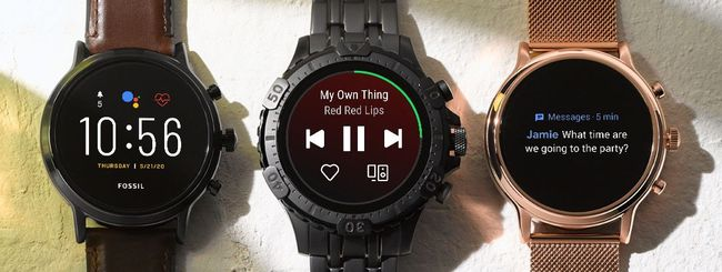Smartwatch Fossil: 3 modelli top di gamma