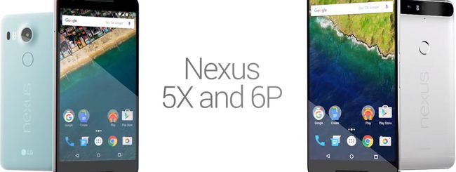 Nexus 5X e Nexus 6P, promozione di San Valentino