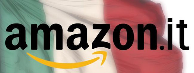 Amazon mette radici in Italia