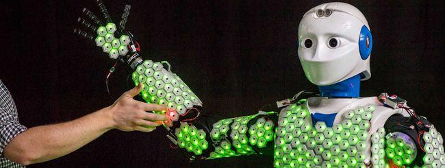 """H1, il robot umanoide con la """"pelle"""" sensibile"""