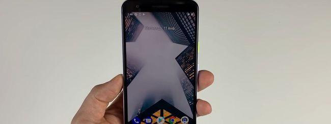 Google Pixel 3 Lite, lo smartphone su YouTube