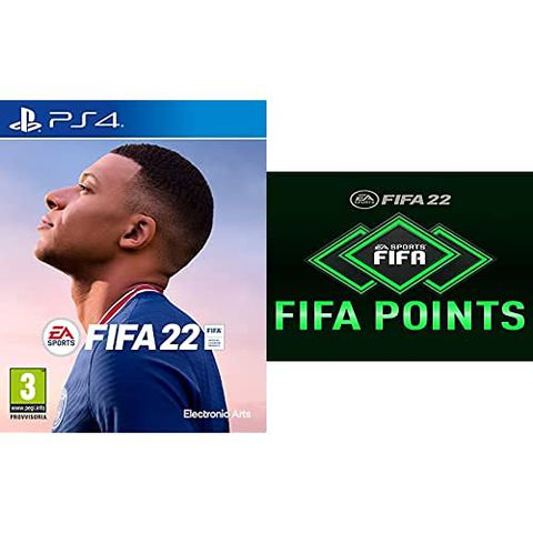 FIFA 22 Ultimate Team - 1050 FIFA Points (PS4-PS5)