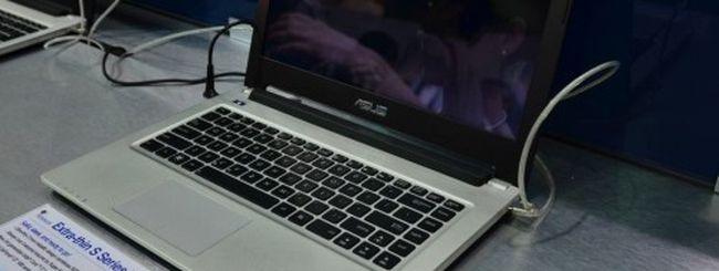 ASUS Serie S, ultrabook ispirati ai MacBook Pro