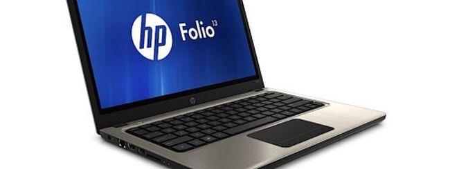 HP presenta il suo Ultrabook Folio 13