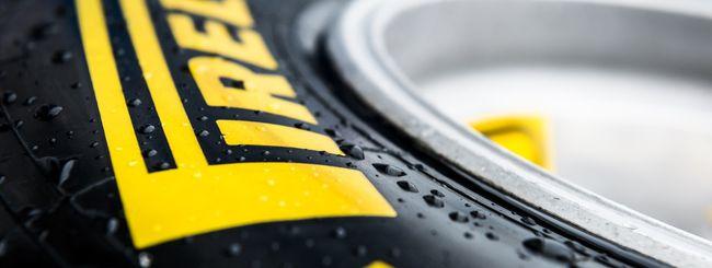 Pirelli lancia la gomma connessa