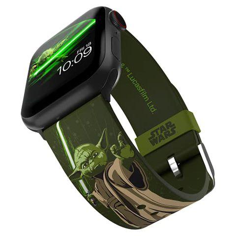 Cinturino per Apple Watch Edizione Yoda