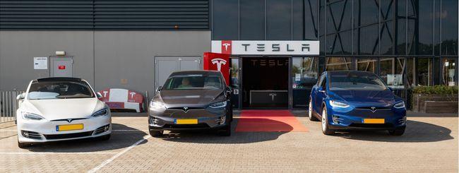 Tesla, nuovo record di consegne