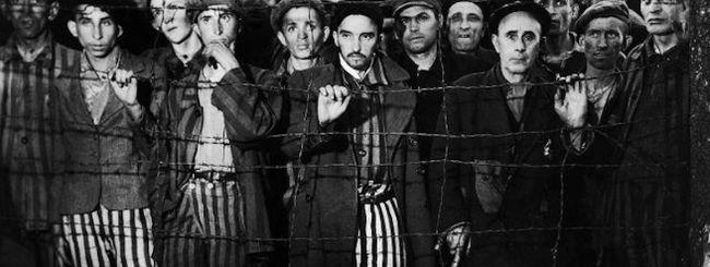 L'orrore del nazismo fotografato nei campi di sterminio