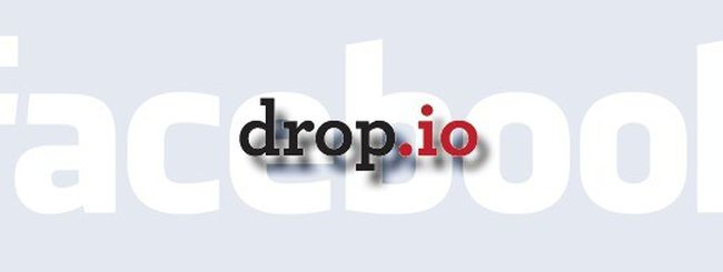 Facebook, la condivisione file è social con Drop.io