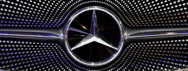 Mercedes-Benz al lavoro su Google Glass