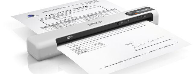 Epson presenta i nuovi scanner WorkForce DS
