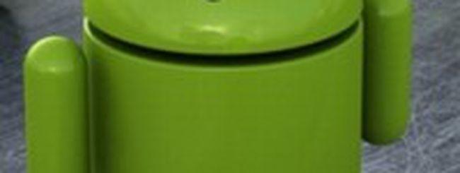 Android domina il mercato: 300.000 attivazioni al giorno