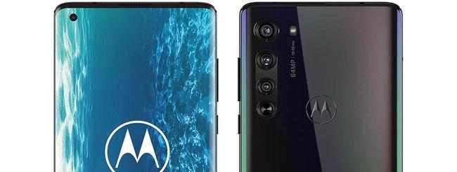 Motorola Edge è disponibile su Amazon Italia