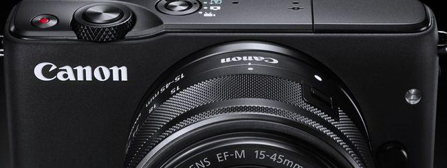 Canon presenta EOS M10, PowerShot G5 X e G9 X