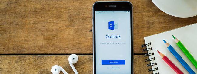 Microsoft aggiorna Outlook per iOS e Android