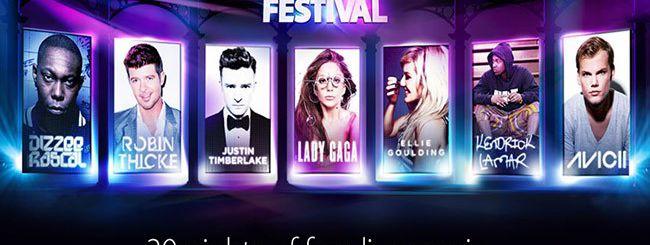 iTunes Festival 2013: musica gratis da Apple