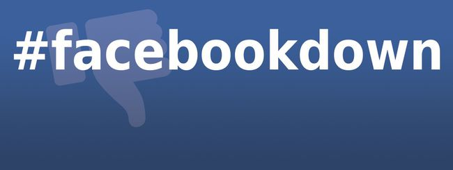 Facebook down: cosa sta succedendo? (update)