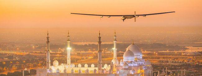 Solar Impulse 2, giro del mondo in 5 mesi