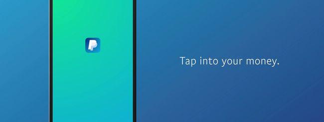 PayPal semplifica i pagamenti P2P su iOS e Android