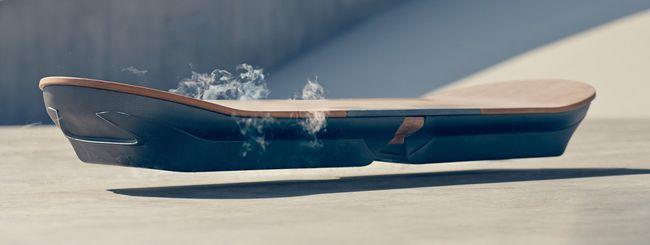 Lexus Slide, hoverboard a levitazione magnetica